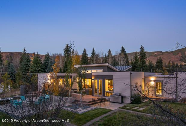 611 & 661 Twining Flats Road, Aspen, CO 81611 (MLS #154266) :: McKinley Sales Real Estate