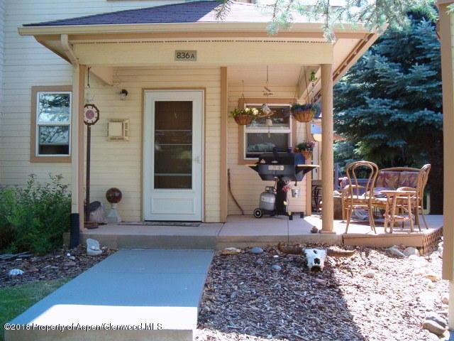 836 Donegan Road Unit A, Glenwood Springs, CO 81601 (MLS #154655) :: McKinley Sales Real Estate
