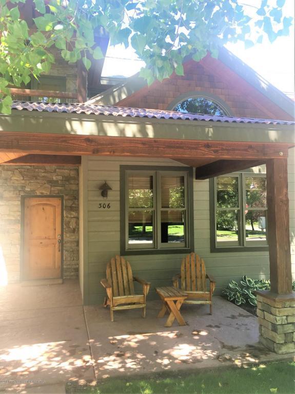 306 Allison Lane, Basalt, CO 81621 (MLS #154754) :: McKinley Sales Real Estate