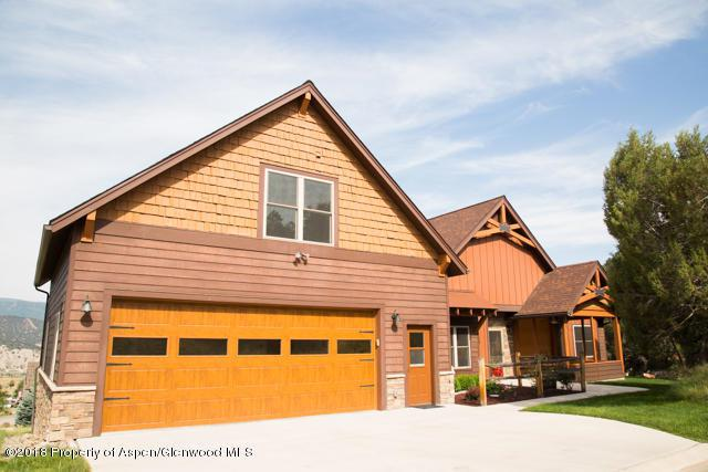 50 Juniper Hill Lane, Glenwood Springs, CO 81601 (MLS #155289) :: McKinley Sales Real Estate