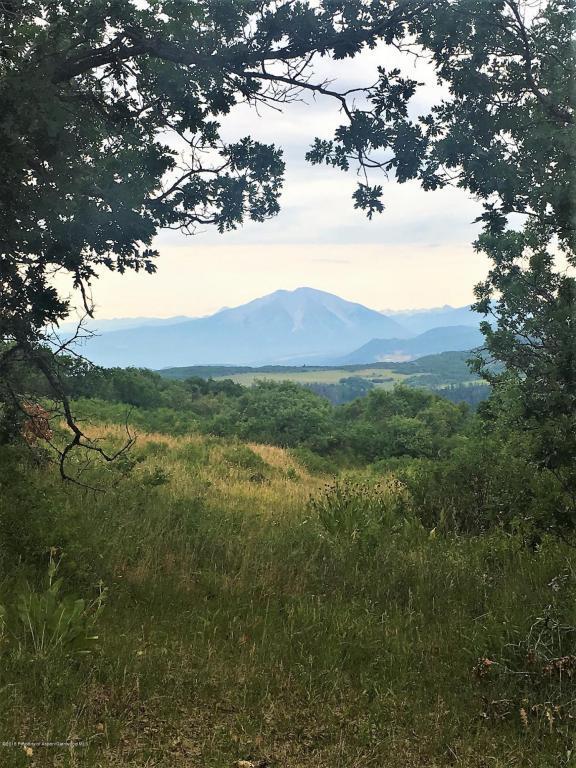TBD Mountain Springs Road, Glenwood Springs, CO 81601 (MLS #155363) :: McKinley Real Estate Sales, Inc.