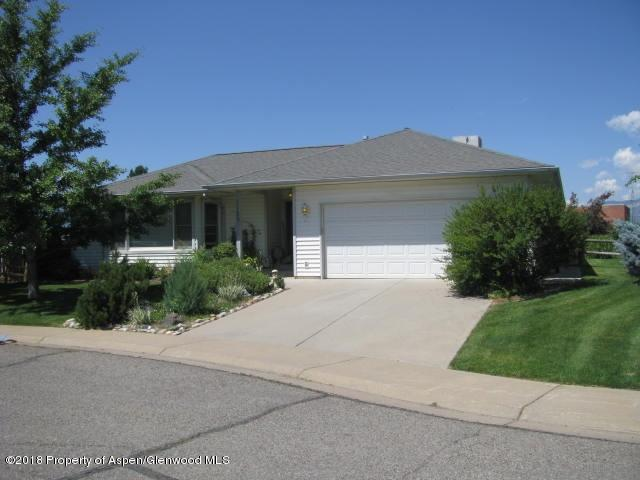 1109 Firethorn Court, Rifle, CO 81650 (MLS #155380) :: McKinley Real Estate Sales, Inc.