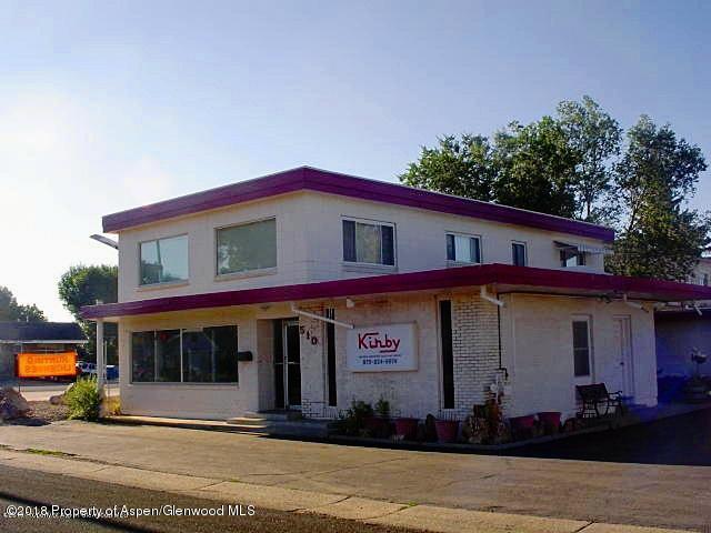 510 W Victory Way, Craig, CO 81625 (MLS #155715) :: McKinley Sales Real Estate