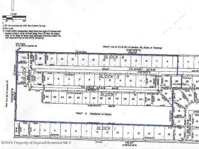 TBD W 7TH Street, Craig, CO 81625 (MLS #157796) :: Roaring Fork Valley Homes