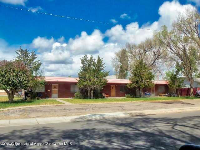 634-638 Pershing Street, Craig, CO 81625 (MLS #159903) :: McKinley Real Estate Sales, Inc.