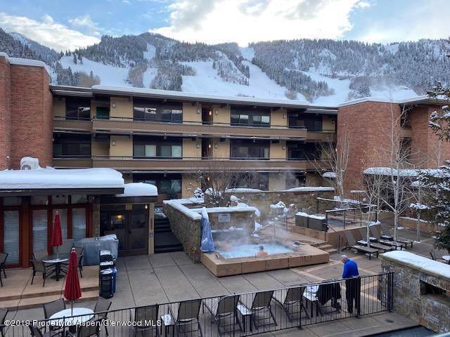 617 E Cooper Avenue #213, Aspen, CO 81611 (MLS #162504) :: McKinley Real Estate Sales, Inc.