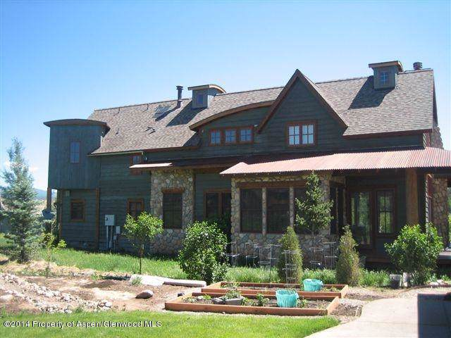 201 Crystal Canyon Drive, Carbondale, CO 81623 (MLS #162683) :: Western Slope Real Estate