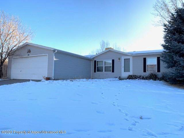 26 Pinnacle Place, Parachute, CO 81635 (MLS #162721) :: Western Slope Real Estate