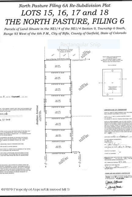 1660 Arabian Avenue, Rifle, CO 81650 (MLS #163673) :: McKinley Real Estate Sales, Inc.