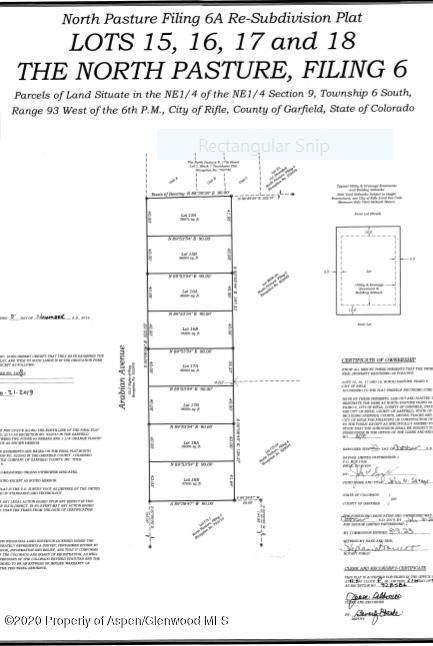 1654 Arabian Avenue, Rifle, CO 81650 (MLS #163674) :: McKinley Real Estate Sales, Inc.