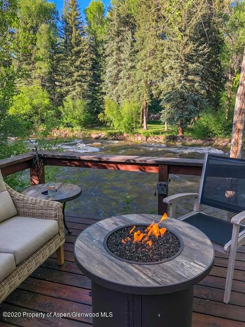 428 Woods Road, Woody Creek, CO 81656 (MLS #165018) :: McKinley Real Estate Sales, Inc.