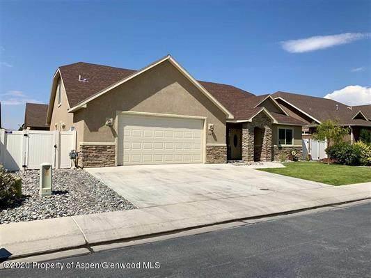 667 Tabor Avenue, Grand Junction, CO 81505 (MLS #166693) :: Aspen Snowmass | Sotheby's International Realty