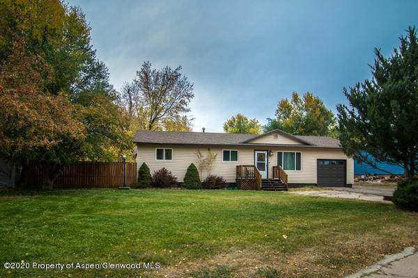 780 Green Street, Craig, CO 81625 (MLS #167121) :: McKinley Real Estate Sales, Inc.