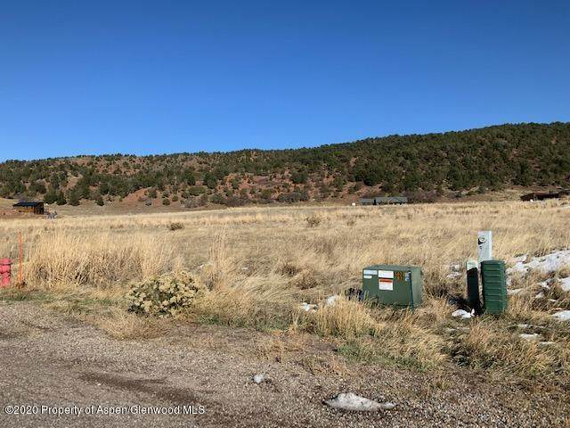 24 Hidden Valley Drive, Glenwood Springs, CO 81601 (MLS #167506) :: McKinley Real Estate Sales, Inc.