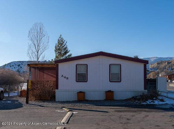 200 W 20th Street A48, Rifle, CO 81650 (MLS #168148) :: Roaring Fork Valley Homes