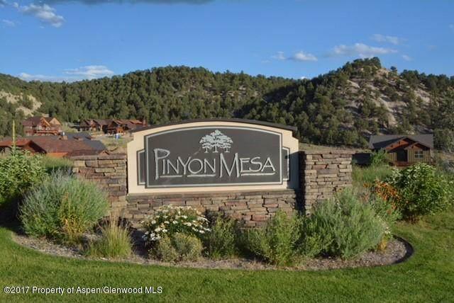 356 Pinyon Mesa Drive Lot 78, Glenwood Springs, CO 81601 (MLS #168171) :: Western Slope Real Estate