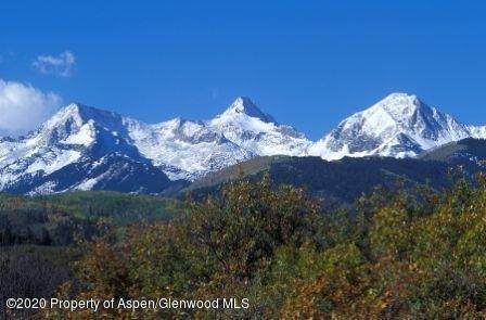 TBD Rural Mountain Way, Snowmass, CO 81654 (MLS #168852) :: McKinley Real Estate Sales, Inc.