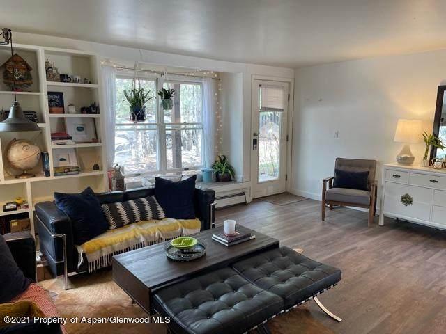 418 Pacific Avenue A, Aspen, CO 81611 (MLS #169802) :: Aspen Snowmass | Sotheby's International Realty