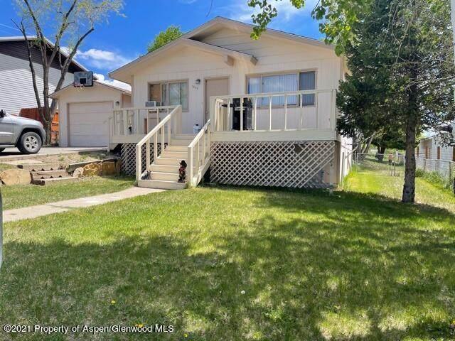 1283 Lincoln Street, Craig, CO 81625 (MLS #170145) :: Aspen Snowmass   Sotheby's International Realty