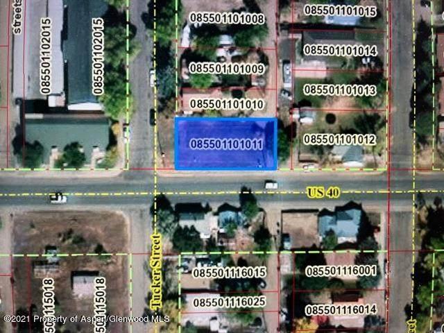 403 Tucker Street, Craig, CO 81625 (MLS #170320) :: Aspen Snowmass   Sotheby's International Realty