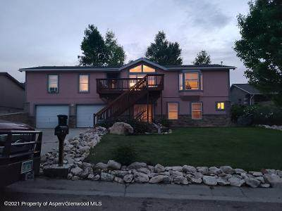 1234 Taylor Street, Craig, CO 81625 (MLS #171276) :: Roaring Fork Valley Homes