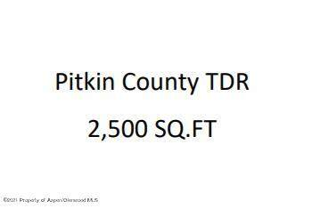 TDR Pitkin County - Photo 1