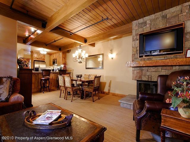 610 S End Street H-203, Aspen, CO 81611 (MLS #138071) :: McKinley Sales Real Estate