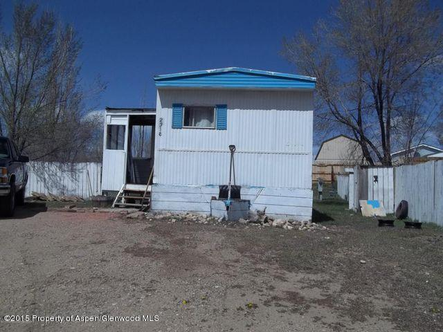 2316 Jeffcoat Drive, Craig, CO 81625 (MLS #140204) :: McKinley Sales Real Estate