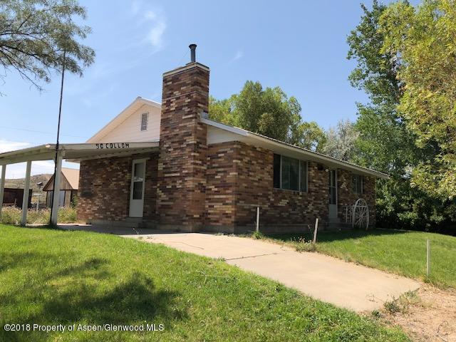 90 Collom Street, Maybell, CO 81640 (MLS #153789) :: McKinley Sales Real Estate