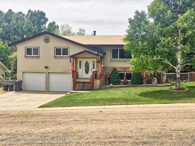 876 Villa View Drive, Craig, CO 81625 (MLS #154407) :: McKinley Sales Real Estate