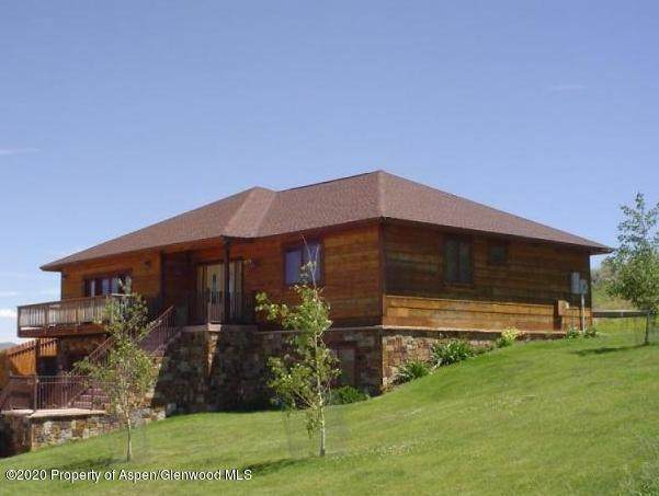 2854 Pine Ridge Drive, Craig, CO 81625 (MLS #162059) :: McKinley Real Estate Sales, Inc.