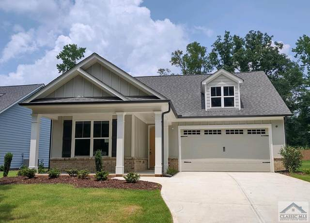 405 Edgewater Drive, Athens, GA 30605 (MLS #980554) :: Signature Real Estate of Athens