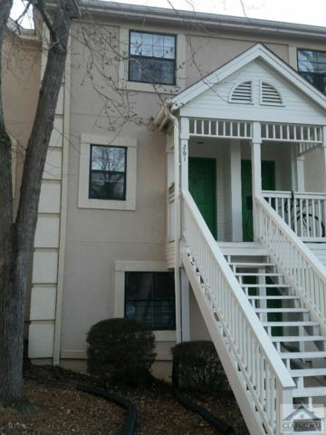 290 Appleby Drive #261, Athens, GA 30606 (MLS #961161) :: The Holly Purcell Group