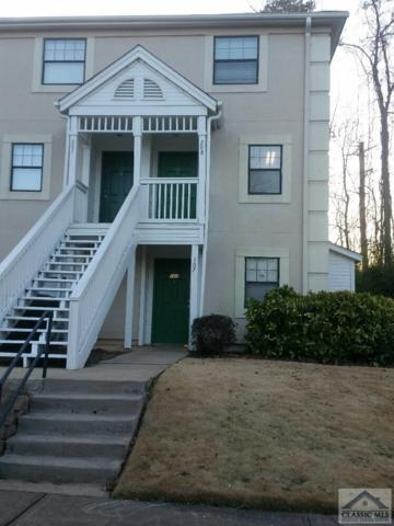 210 Appleby Drive #107, Athens, GA 30606 (MLS #961162) :: The Holly Purcell Group