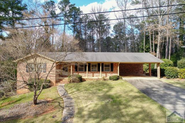 214 Davis Estates Rd, Athens, GA 30606 (MLS #961206) :: The Holly Purcell Group
