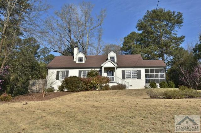 318 Parkway Dr., Athens, GA 30606 (MLS #961294) :: The Holly Purcell Group