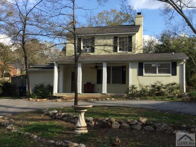135 Ridgewood Place, Athens, GA 30606 (MLS #961365) :: The Holly Purcell Group