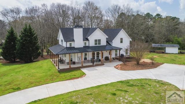 201 Hillsboro Rd, Bishop, GA 30621 (MLS #961392) :: The Holly Purcell Group