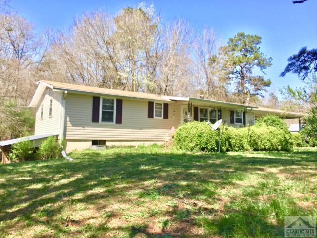 720 Ebenezer Church Road, Jefferson, GA 30549 (MLS #961416) :: The Holly Purcell Group