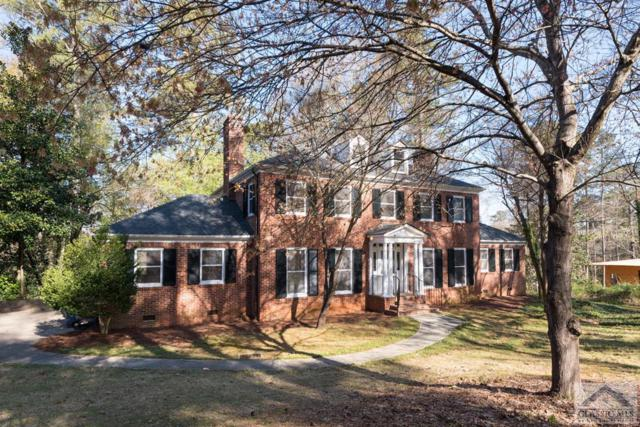 295 Tanglewood Drive, Athens, GA 30606 (MLS #961420) :: The Holly Purcell Group