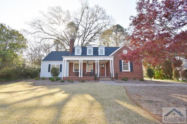 235 Westview Drive, Athens, GA 30606 (MLS #961444) :: The Holly Purcell Group