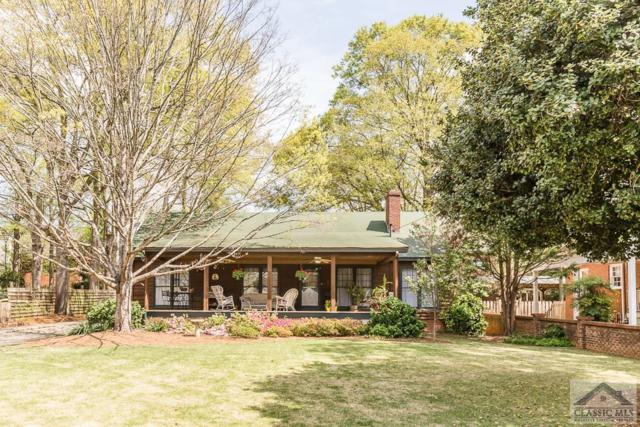 167 Greenwood Drive, Athens, GA 30606 (MLS #963062) :: The Holly Purcell Group