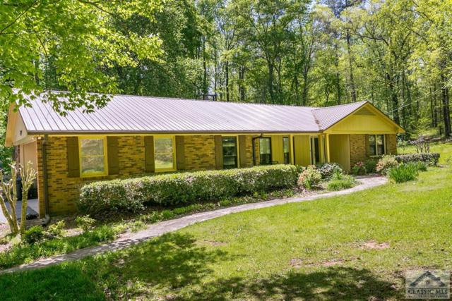 46 Long Branch Ln., Colbert, GA 30628 (MLS #963101) :: The Holly Purcell Group