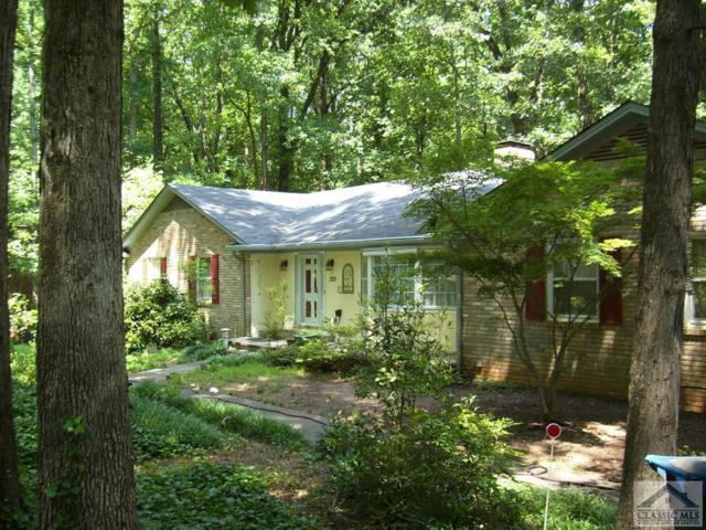 399 Ponderosa Drive, Athens, GA 30605 (MLS #963223) :: The Holly Purcell Group