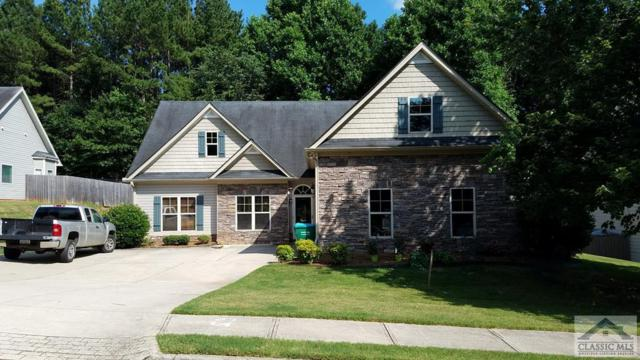 153 Spinner Dr, Jefferson, GA 30549 (MLS #963242) :: The Holly Purcell Group