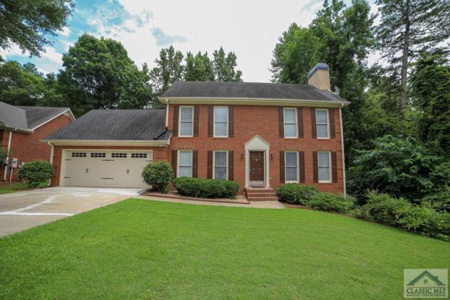 215 Hampton Park, Athens, GA 30606 (MLS #963391) :: Athens Georgia Homes