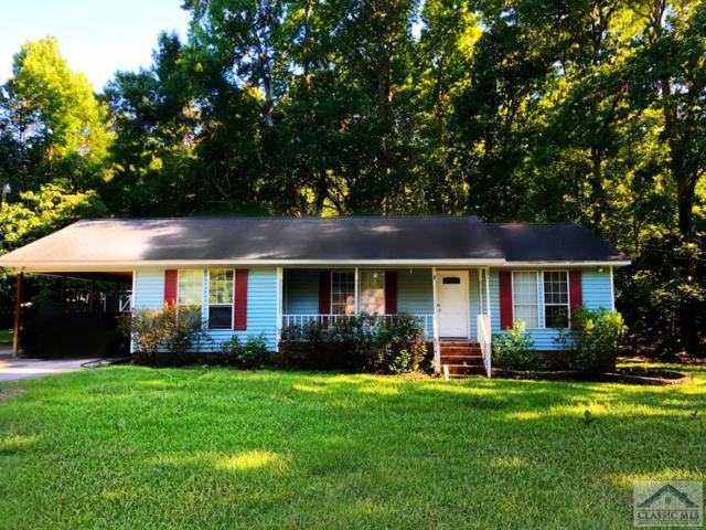 456 Sunset Drive, Statham, GA 30666 (MLS #963651) :: Team Cozart