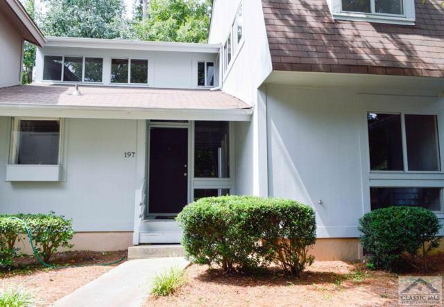 197 Woodstone Drive, Athens, GA 30605 (MLS #963880) :: Team Cozart