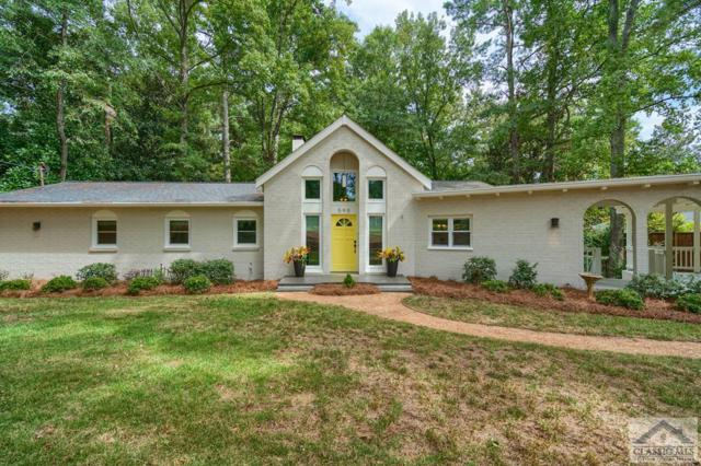 590 Fortson Road, Athens, GA 30606 (MLS #964664) :: The Holly Purcell Group