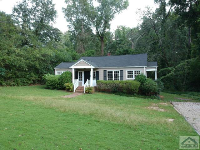 125 Oakland Way, Athens, GA 30606 (MLS #964833) :: The Holly Purcell Group